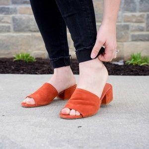 Vince Rachelle Slide Sandal size 8